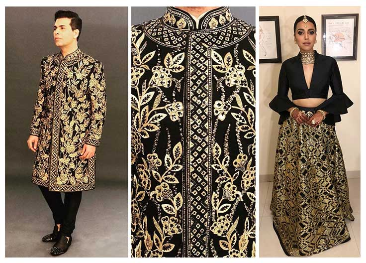 who wore what best picks from sonamkishaadi Who wore what Best Picks from Sonamkishaadi karan johar