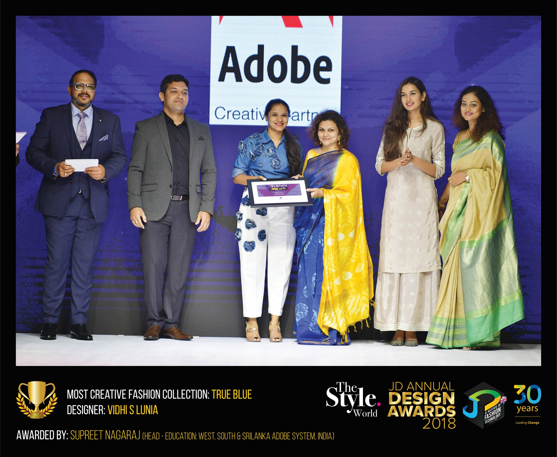 True Blue – Change – JD Annual Design Awards 2018 | Designer: Vidhi Lunia (ADFD 2015) | Photography : Jerin Nath (@jerin_nath) true blue - 1 - True Blue – Change – JD Annual Design Awards 2018