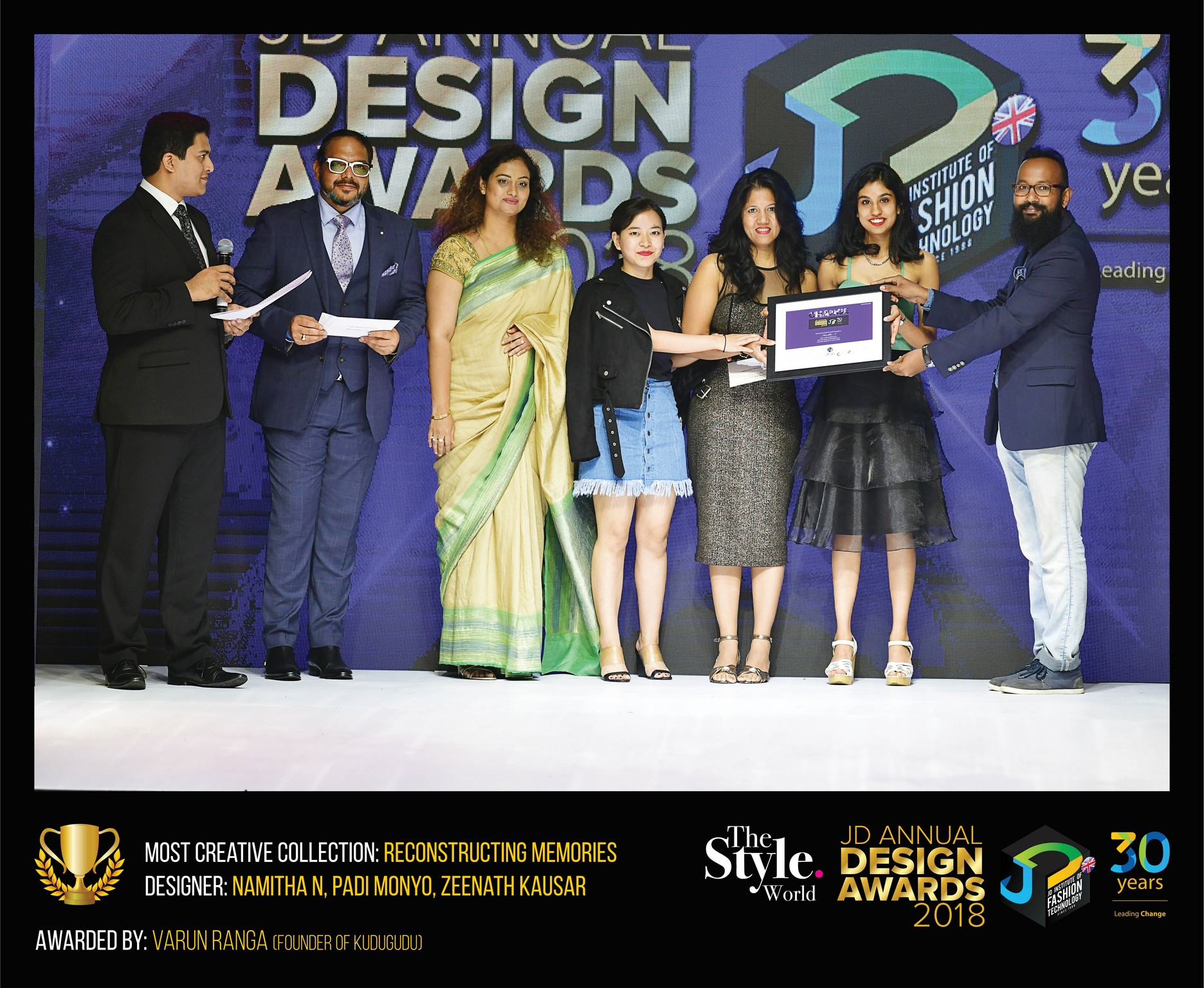 Reconstructing Memories – Change – JD Annual Design Awards 2018 | Designer: Zeenath, Monyo and Namitha DFD August 2017 | Photography : Jerin Nath (@jerin_nath) reconstructing memories - 26 - Reconstructing Memories – Change – JD Annual Design Awards 2018