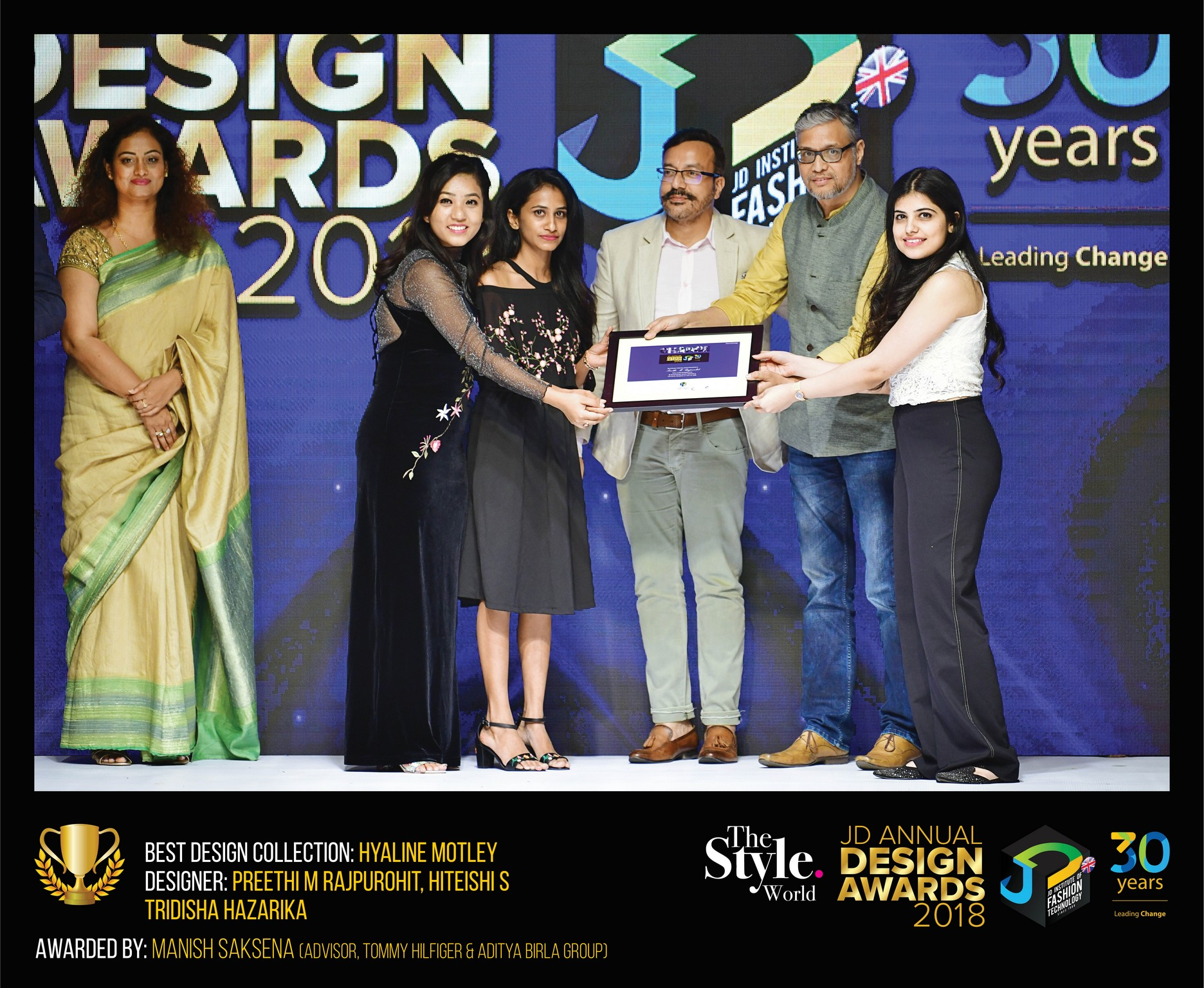 Hyaline Motley – Change – JD Annual Design Awards 2018 | Designer: Preethi, Tridisha and Heitishi from DFD March 2017 | Photography : Jerin Nath (@jerin_nath) hyaline motley Hyaline Motley – Change – JD Annual Design Awards 2018 28
