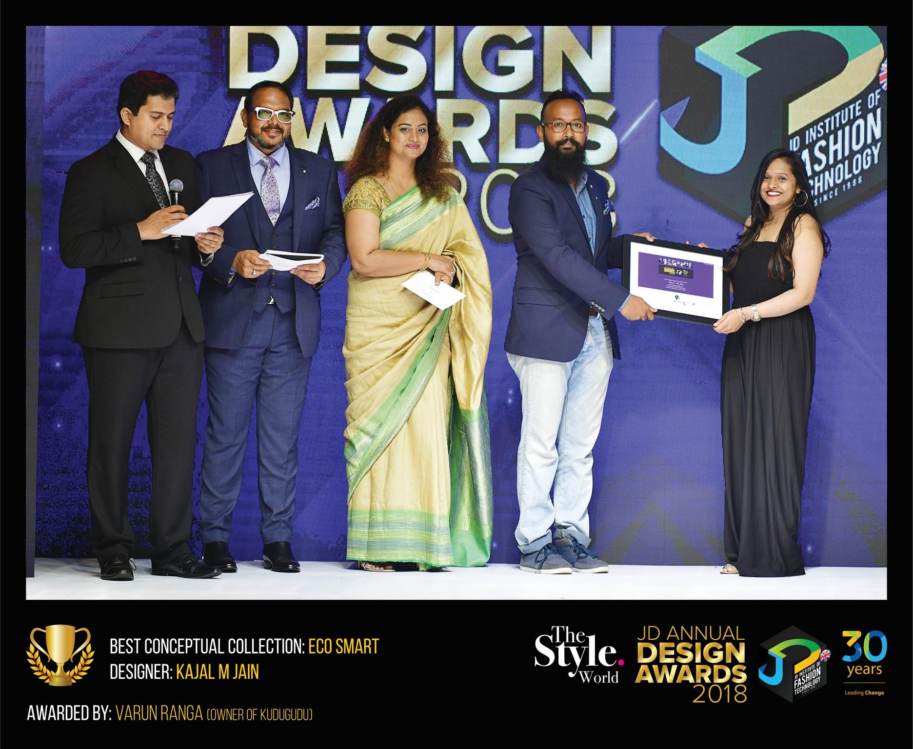 Eco Smart – Change – JD Annual Design Awards 2018 | Designer: Kajal Jain (ADFD 2015) | Photography : Jerin Nath (@jerin_nath) eco smart Eco Smart – Change – JD Annual Design Awards 2018 7