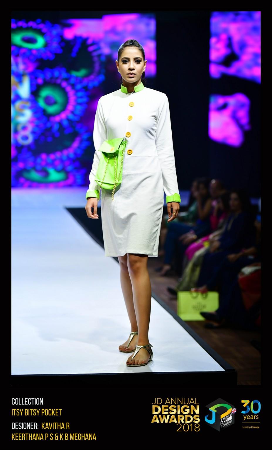 Itsy Bitsy Pocket Dress – Change – JD Annual Design Awards 2018   Designer: Kavitha, Keertana and Meghana   Photography : Jerin Nath (@jerin_nath) itsy bitsy pocket dress Itsy Bitsy Pocket Dress – Change – JD Annual Design Awards 2018 ITSY BITSY POCKET2