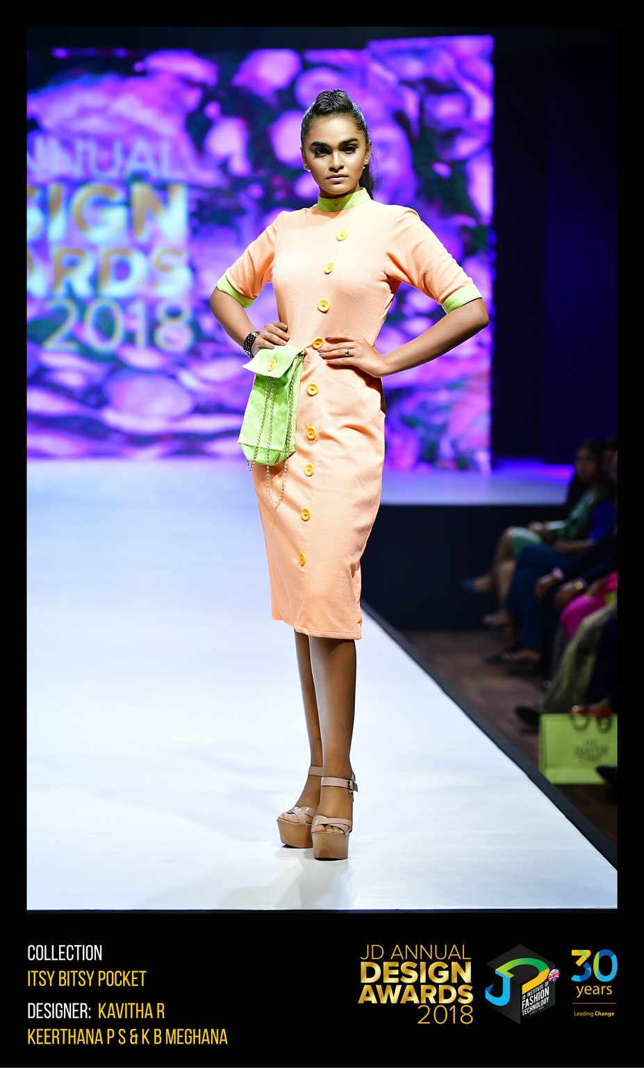 Itsy Bitsy Pocket Dress – Change – JD Annual Design Awards 2018   Designer: Kavitha, Keertana and Meghana   Photography : Jerin Nath (@jerin_nath) itsy bitsy pocket dress Itsy Bitsy Pocket Dress – Change – JD Annual Design Awards 2018 ITSY BITSY POCKET4