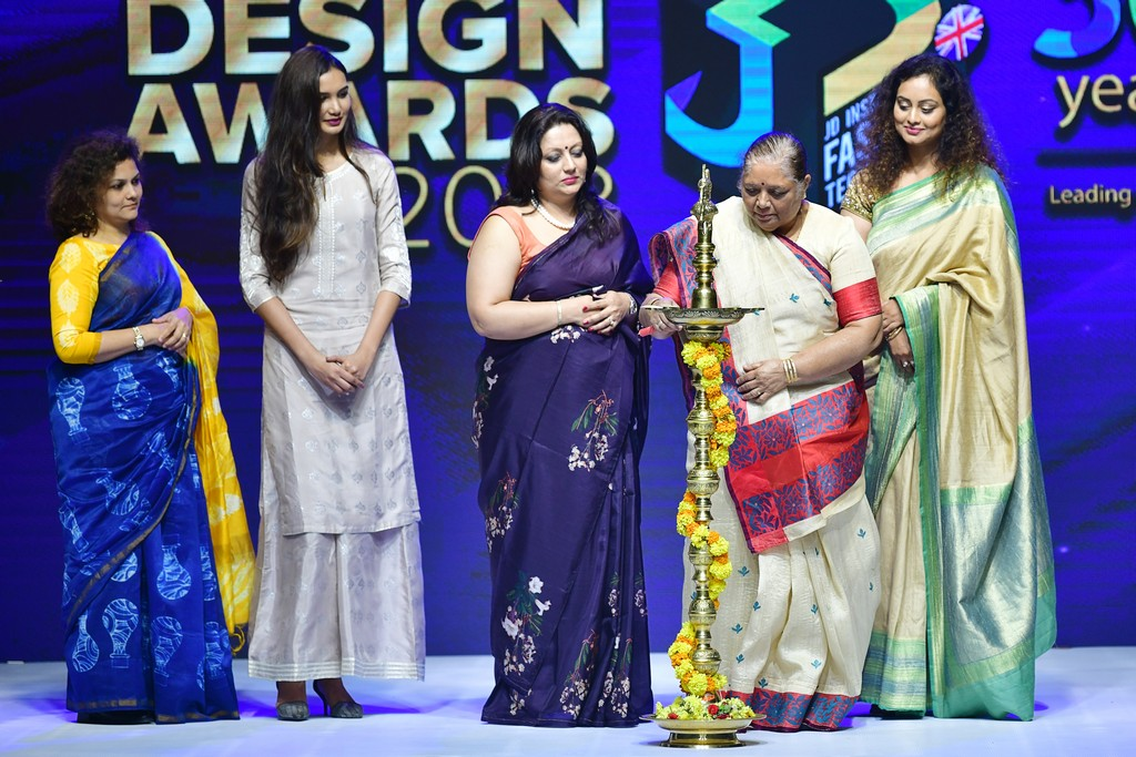 change is rising - Inaguration - Change is rising: JD Annual Design Awards 2018
