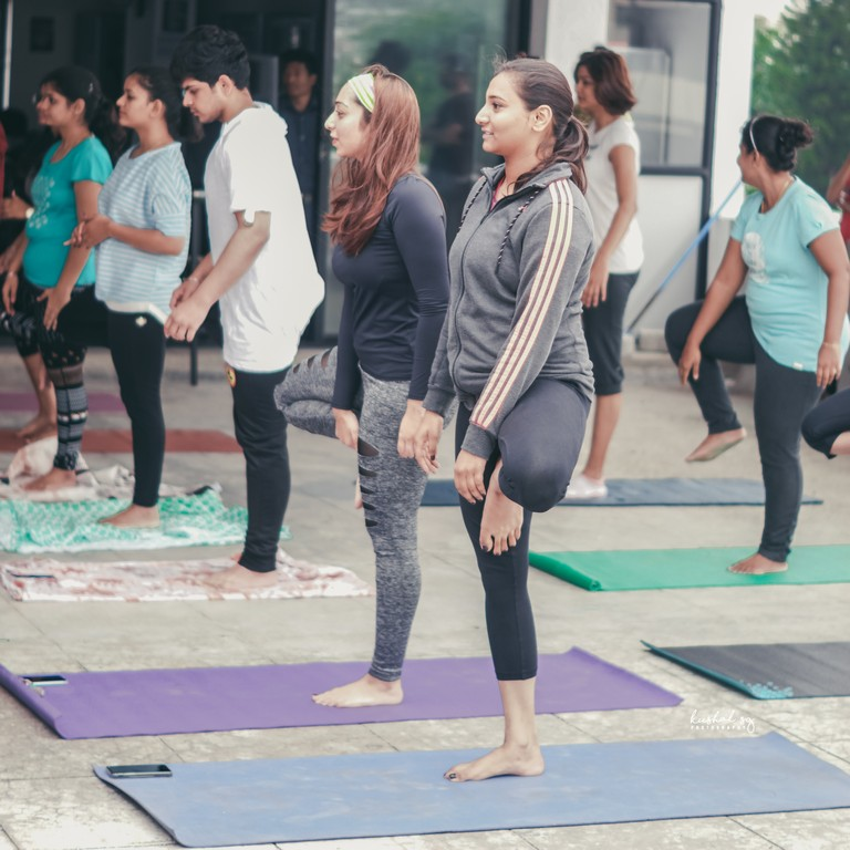 International Yoga Day observed at JD Institute international yoga day observed at jd institute - International Yoga Day1 - International Yoga Day observed at JD Institute