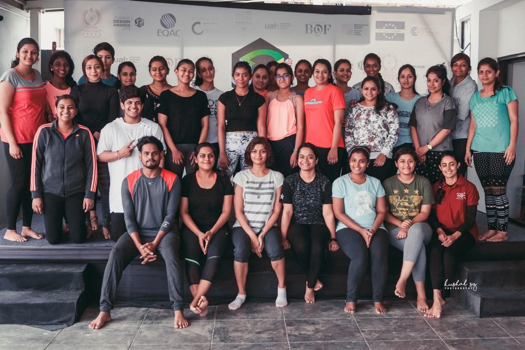international yoga day observed at jd institute International Yoga Day observed at JD Institute International Yoga Day5