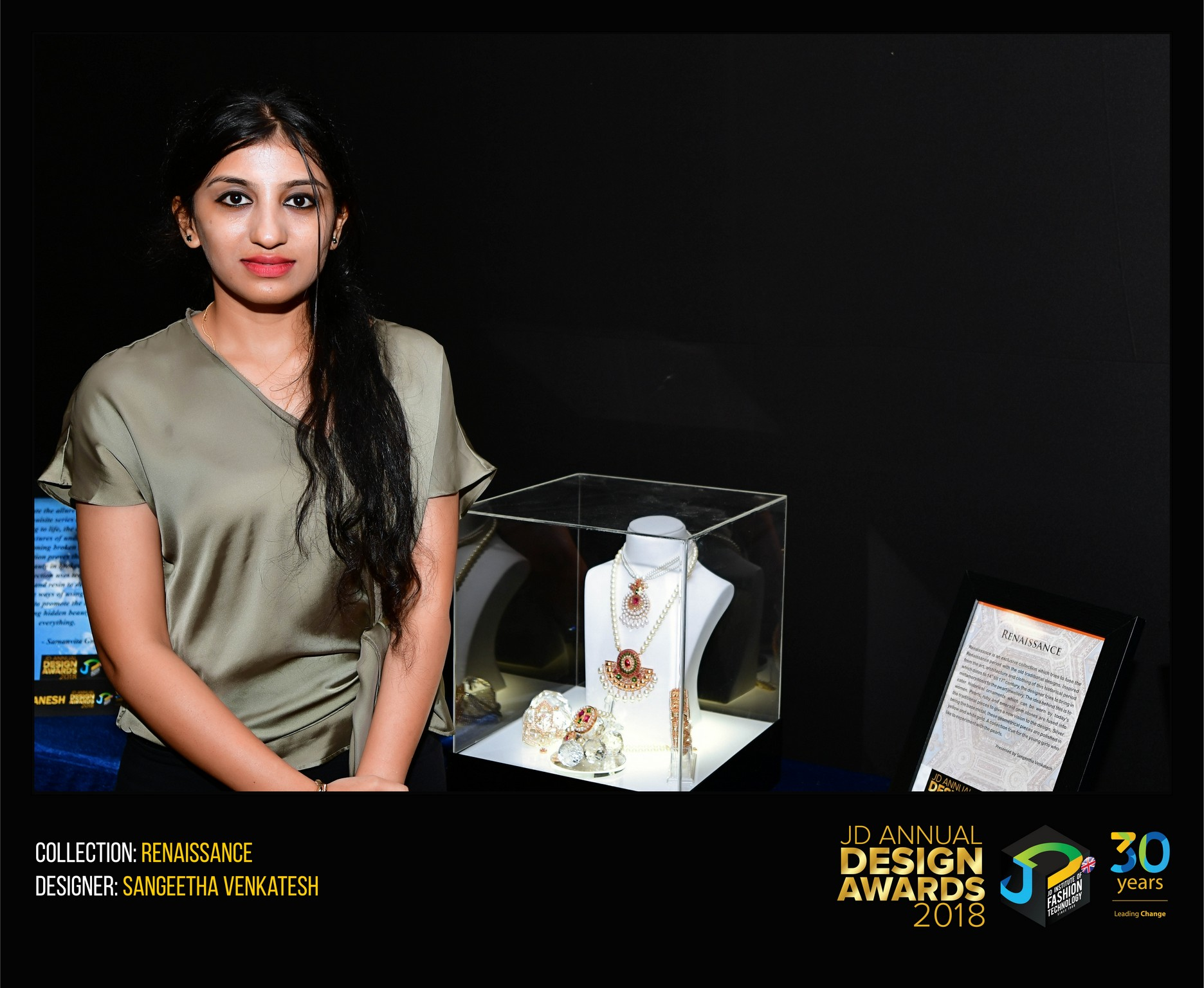 renaissance - Renaissance sangeetha1 - Renaissance – Change – JD Annual Design Awards 2018