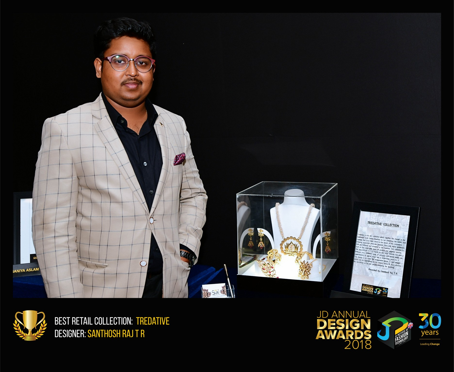 tredative - Santhosh Raj T R5 - Tredative – Change – JD Annual Design Awards 2018