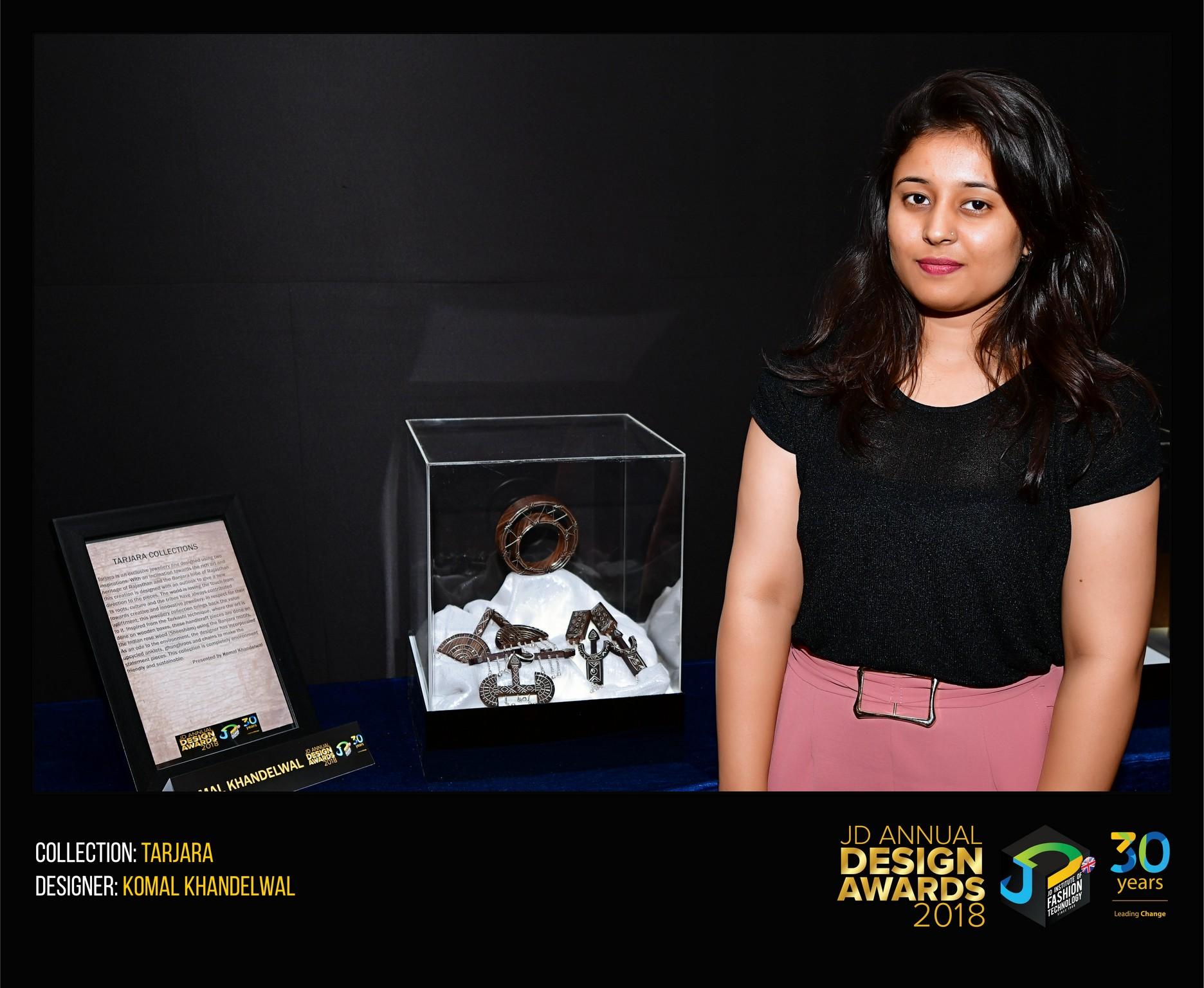 tarjara - Tarjara1 - Tarjara – Change – JD Annual Design Awards 2018