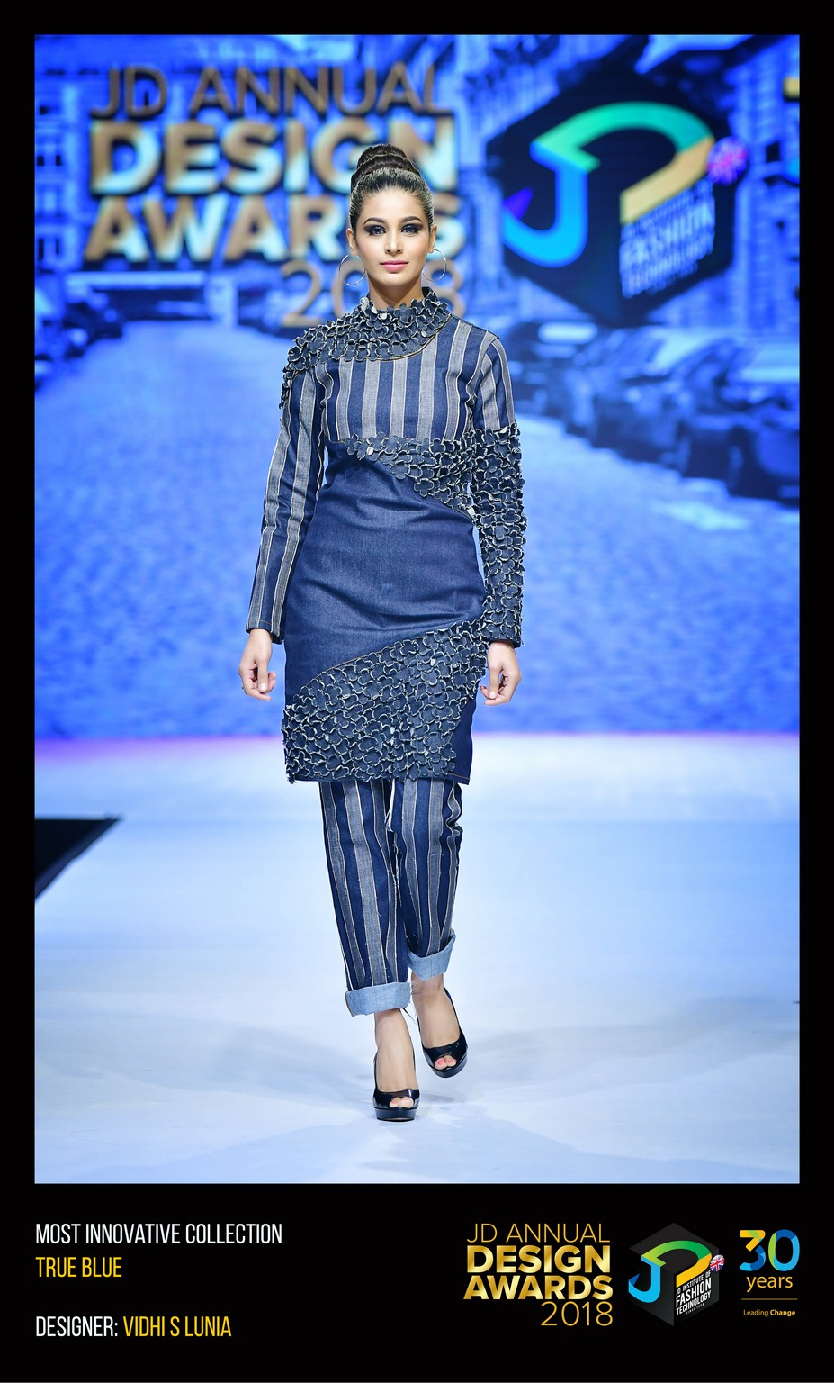 True Blue – Change – JD Annual Design Awards 2018 | Designer: Vidhi Lunia (ADFD 2015) | Photography : Jerin Nath (@jerin_nath) true blue - True Blue Photos JDW FB10 - True Blue – Change – JD Annual Design Awards 2018
