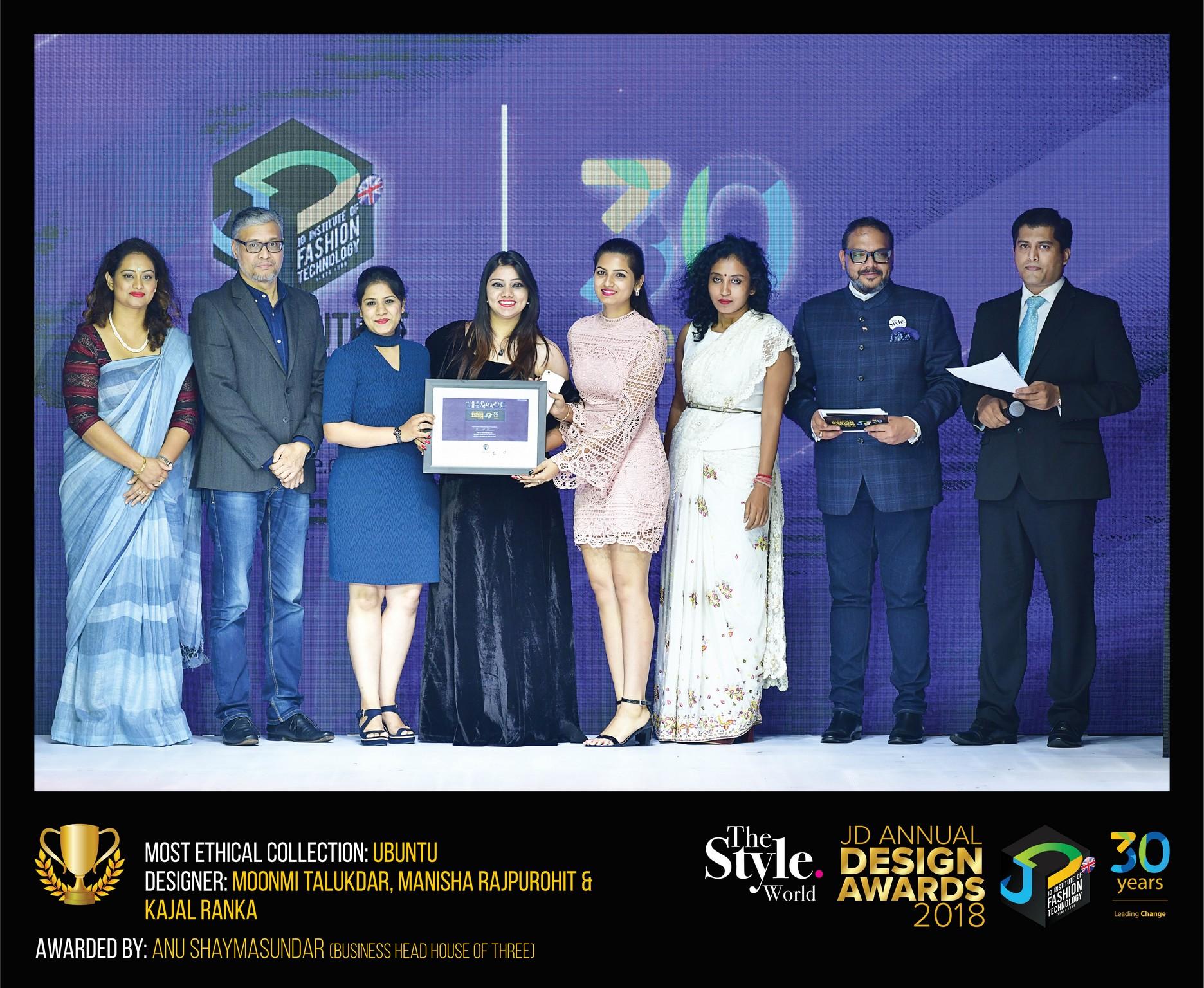 Ubuntu – Change – JD Annual Design Awards 2018 | Designer: Manisha, Kajal and Moonmi | Photography : Jerin Nath (@jerin_nath) ubuntu - UBUNTU - Ubuntu – Change – JD Annual Design Awards 2018