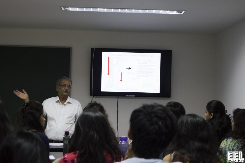 an informative session on vaastu shastra An informative session on Vaastu Shastra for Interior Design Department 5