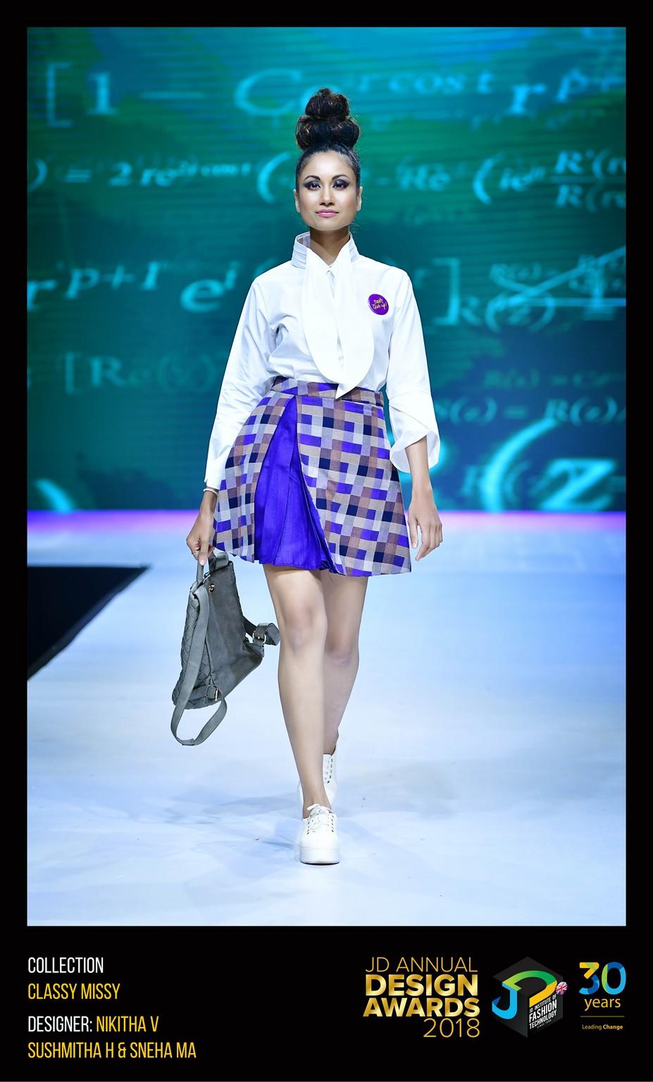 Classy Missy – Change – JD Annual Design Awards 2018 | Designer: Sneha, Nikita and Sushmita | Photography : Jerin Nath (@jerin_nath) classy missy – change – jd annual design awards 2018 - CLASSY MISSY 5 - Classy Missy – Change – JD Annual Design Awards 2018