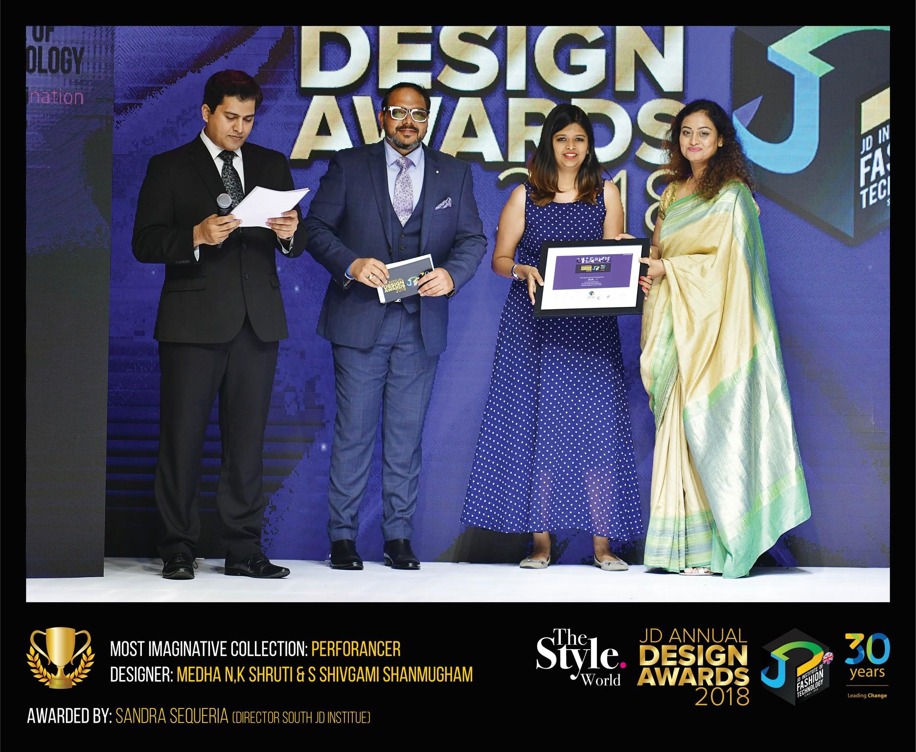 Perforancer – Change – JD Annual Design Awards 2018 | Designer: Sohinee, Ravina and Varsha | Photography : Jerin Nath (@jerin_nath) perforancer - PERFORANCER - Perforancer – Change – JD Annual Design Awards 2018