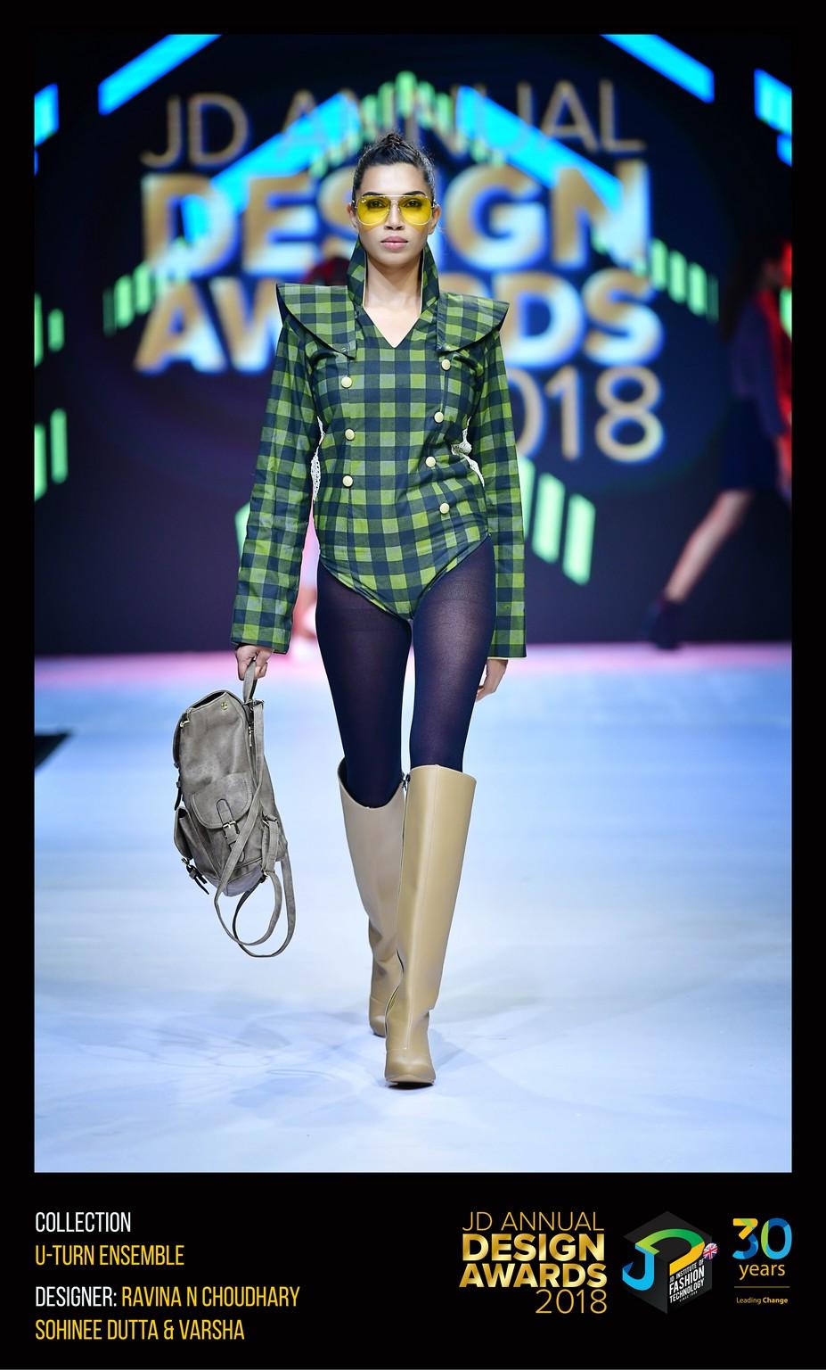 The U-turn ensemble – Change – JD Annual Design Awards 2018 | Designer: Sohinee, Ravina and Varsha | Photography : Jerin Nath (@jerin_nath) the u-turn ensemble – change – jd annual design awards 2018 The U-turn ensemble – Change – JD Annual Design Awards 2018 U TURN ENSEMBLE 5