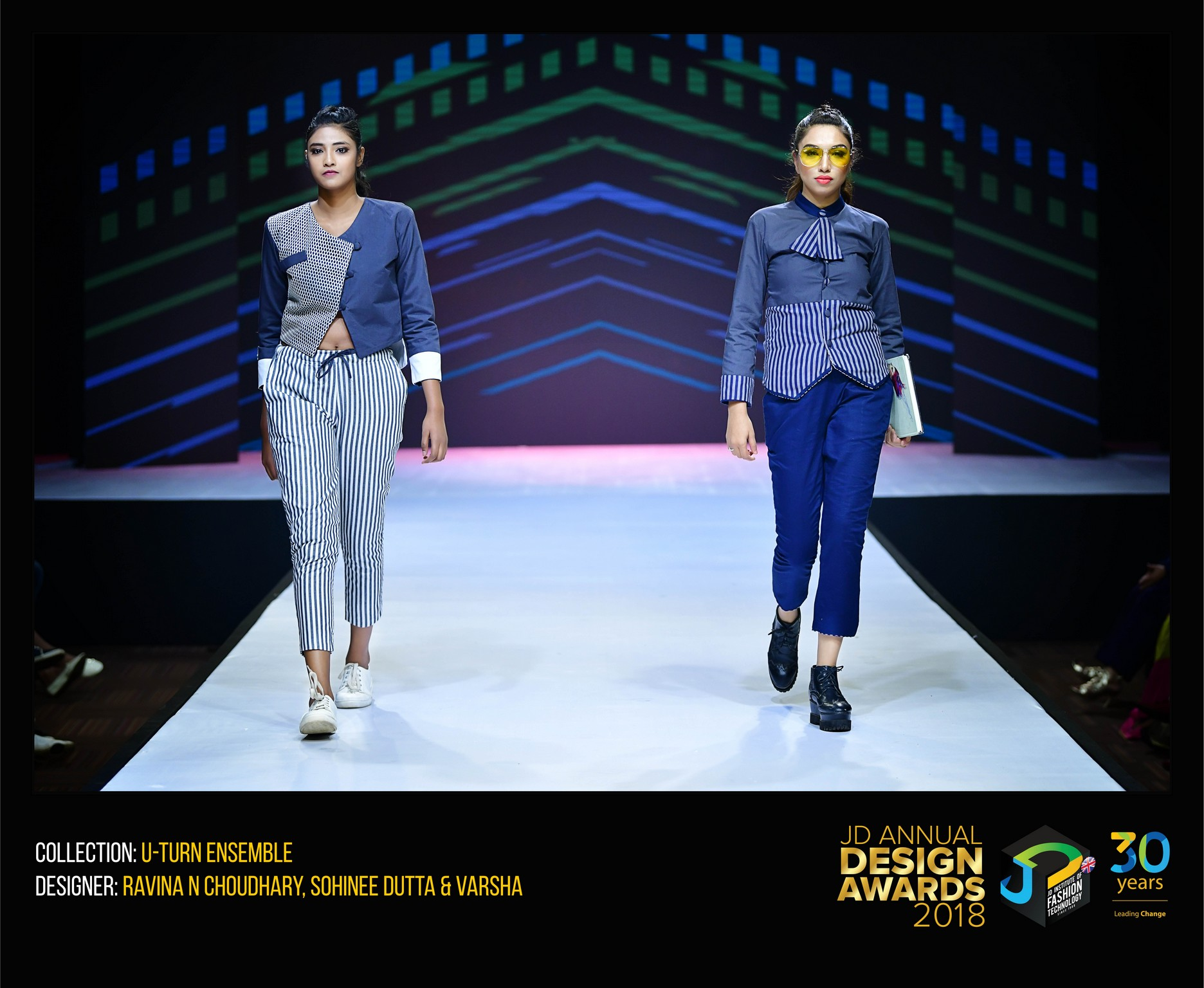 The U-turn ensemble – Change – JD Annual Design Awards 2018 | Designer: Sohinee, Ravina and Varsha | Photography : Jerin Nath (@jerin_nath) the u-turn ensemble – change – jd annual design awards 2018 The U-turn ensemble – Change – JD Annual Design Awards 2018 U TURN ENSEMBLE 6