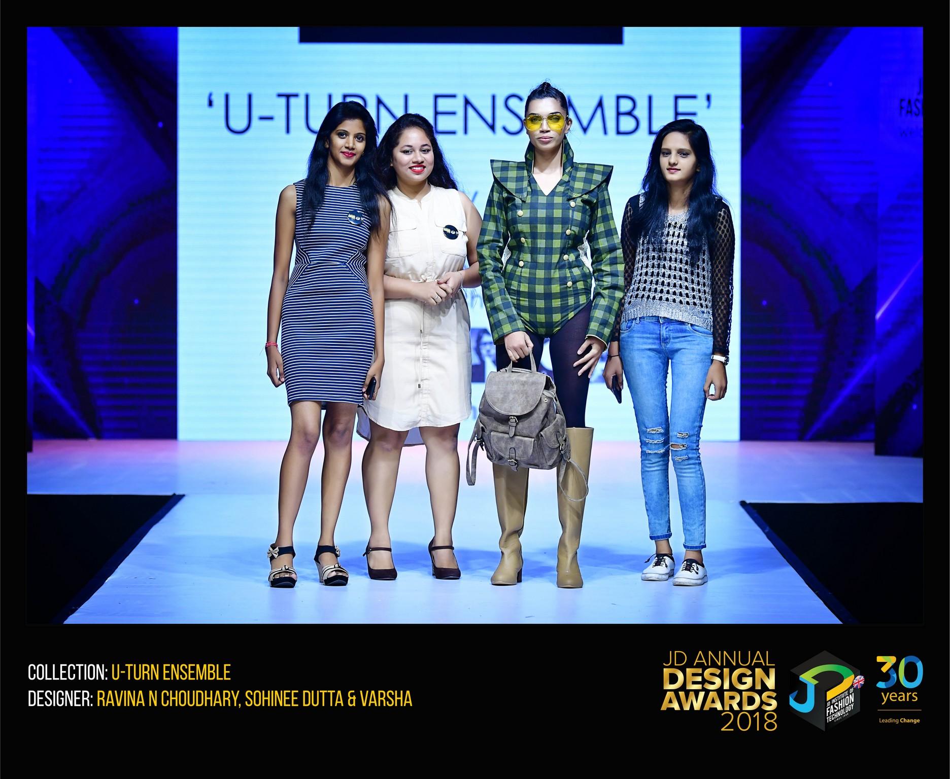 The U-turn ensemble – Change – JD Annual Design Awards 2018 | Designer: Sohinee, Ravina and Varsha | Photography : Jerin Nath (@jerin_nath) the u-turn ensemble – change – jd annual design awards 2018 The U-turn ensemble – Change – JD Annual Design Awards 2018 U TURN ENSEMBLE 7