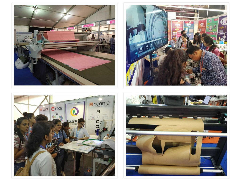 Visit to Garment Technology Expo 2018 visit to garment technology expo 2018 - Garment Technology Expo 2018 21 - Visit to Garment Technology Expo 2018 | JD Institute Bangalore