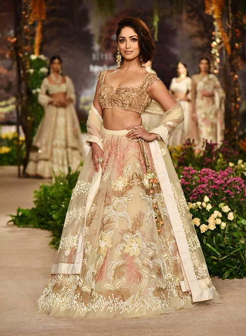 india couture week 2018 - Picture1 13 - INDIA COUTURE WEEK 2018 | A Glamorous event on the FDCI Calendar