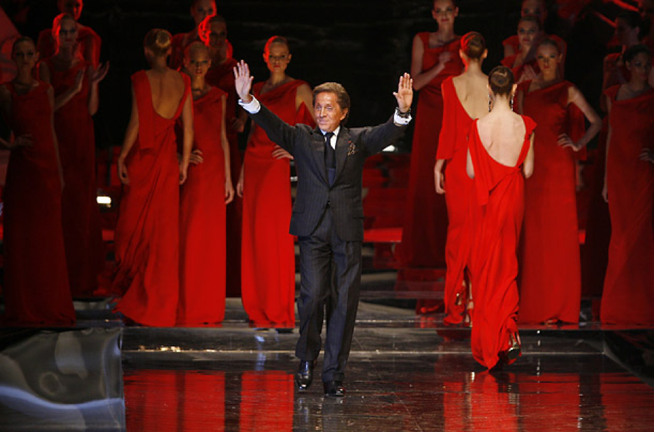 valentino garavani - Picture1 3 - Valentino Garavani – The King of Haute Couture