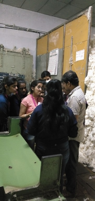 a textile tour for jediiians - Textile Tour for Jediiians 2 1 - A Textile Tour for Jediiians   Subadra Textiles Pvt Ltd