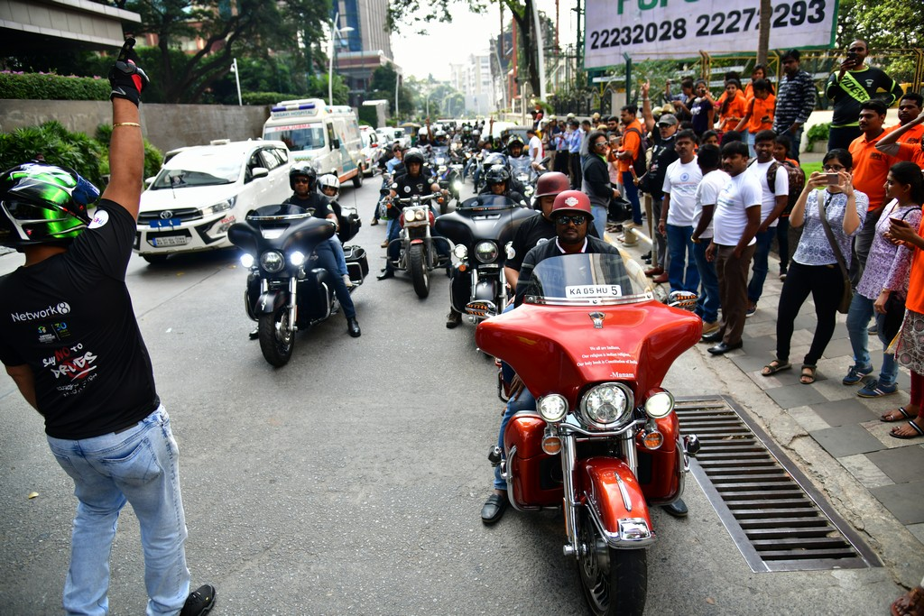 Ride for Nation ride for nation Ride for Nation: Riders Republic Motorcycle Club gear up for 'No Drug Campaign' Ride for Nation 1