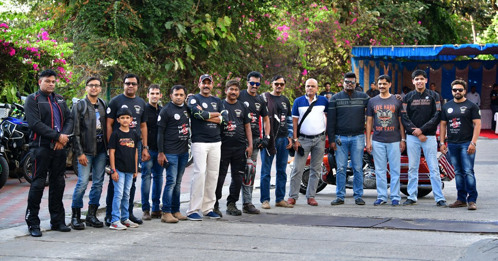 Ride for Nation ride for nation Ride for Nation: Riders Republic Motorcycle Club gear up for 'No Drug Campaign' Ride for Nation 2