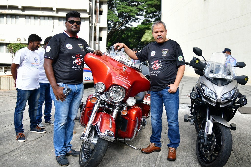 Ride for Nation ride for nation Ride for Nation: Riders Republic Motorcycle Club gear up for 'No Drug Campaign' Ride for Nation 5