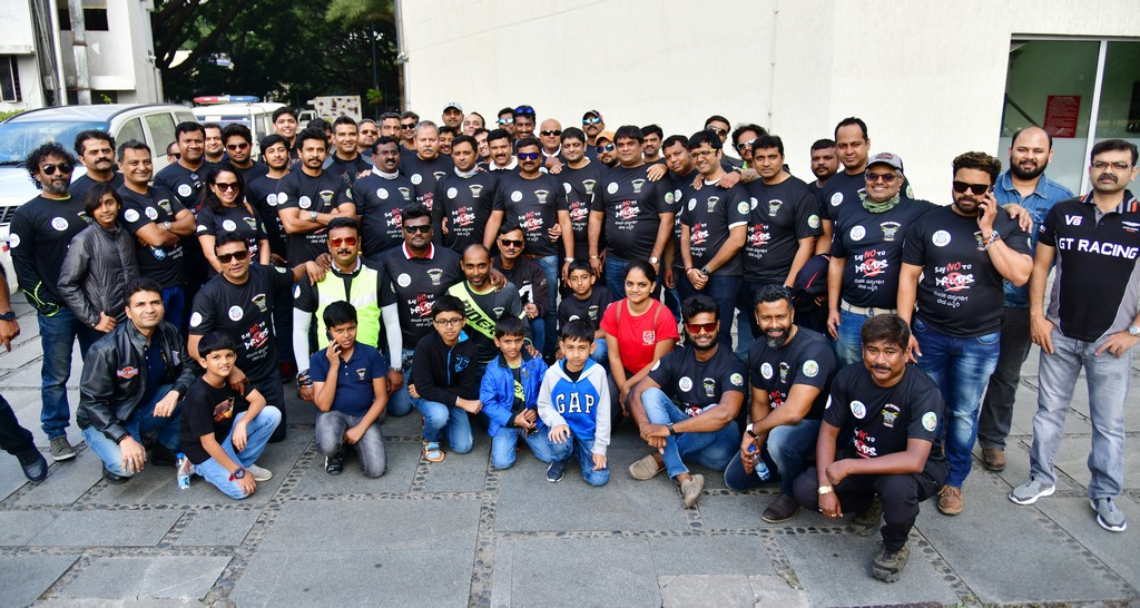 ride for nation Ride for Nation: Riders Republic Motorcycle Club gear up for 'No Drug Campaign' Ride for Nation 6