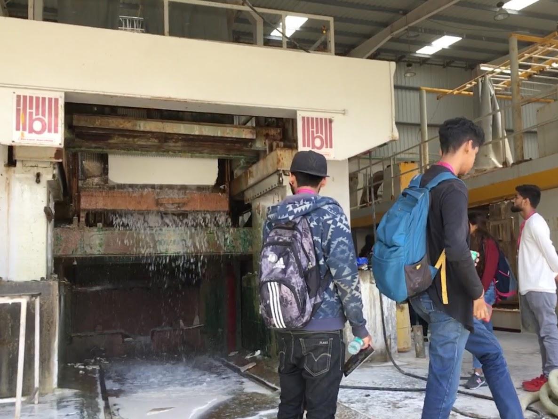 Industrial Visit to Hindustan Marble industrial visit to hindustan marble - hindustan marbles 2 - Industrial Visit to Hindustan Marble & Granite Factory