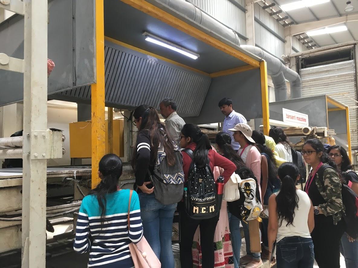 Industrial Visit to Hindustan Marble industrial visit to hindustan marble - hindustan marbles 5 - Industrial Visit to Hindustan Marble & Granite Factory