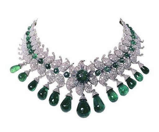 The Curated list of Top 10 vintage royal pieces curated list of top 10 vintage royal pieces - Curated list 2 - The Curated list of Top 10 vintage royal pieces of Jewellery of India