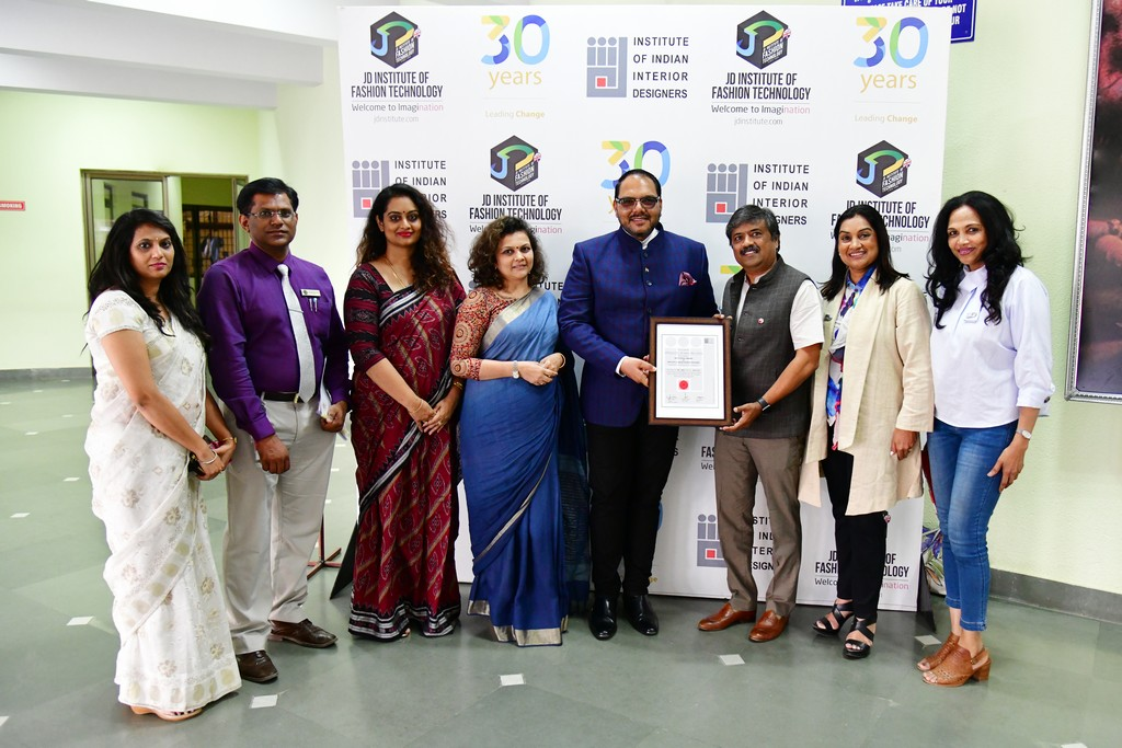 Jd Institute Now An Institutional Member Of Iiid