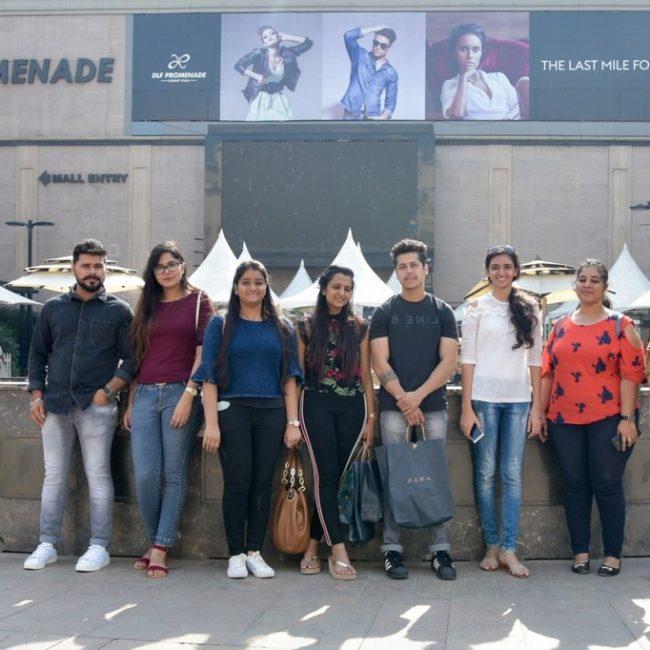 field visit for students FIELD VISIT FOR STUDENTS STUDYING VISUAL MERCHANDISING VISUAL MERCHANDISING 1 650x650