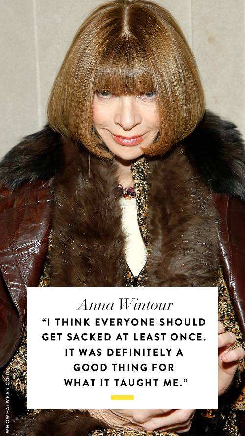 The Fashion Power House Anna Wintour the fashion power house The Fashion Power House Anna Wintour and her top 10 rules anna wintour quotes 126275 1509642911060 image