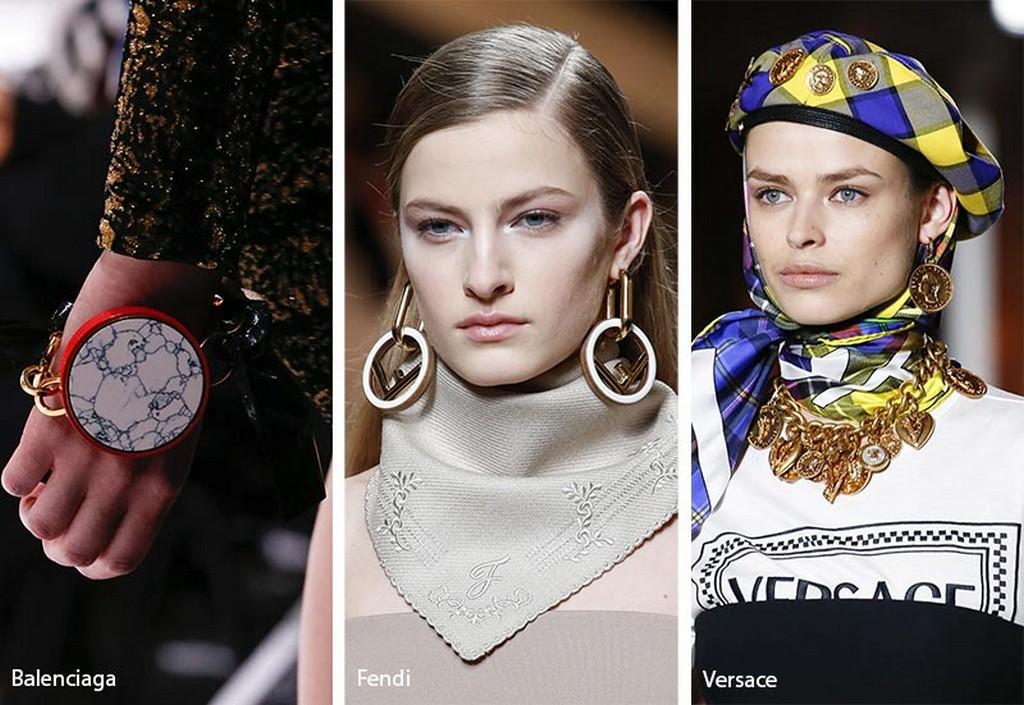 six major accessories Six Major Accessories Trends for Autumn/Winter 2018 AutumnWinter 3