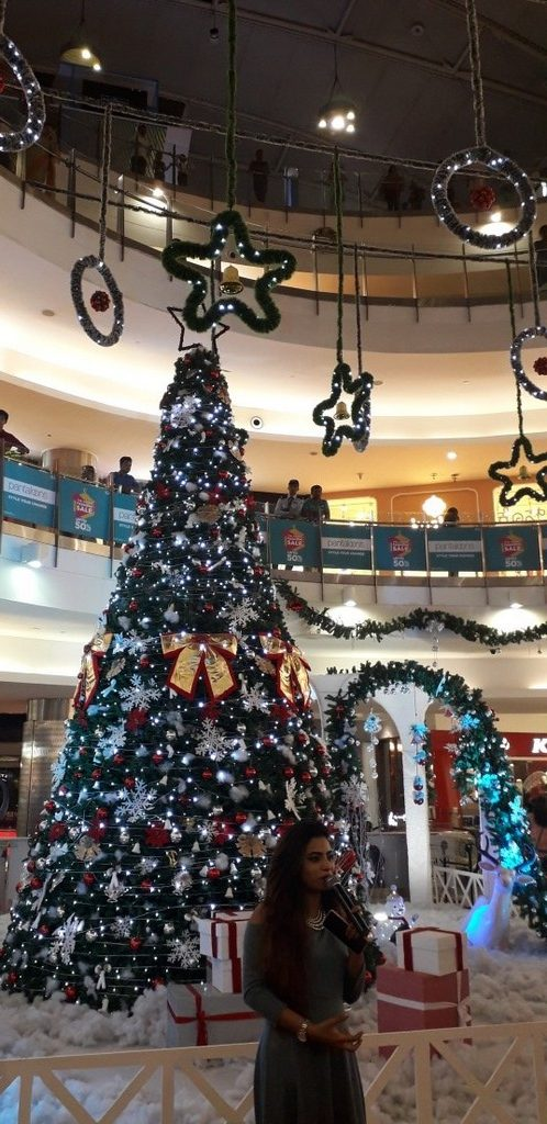 bangalore is lit with christmas Bangalore is lit with Christmas Christmas 10 e1545758752538