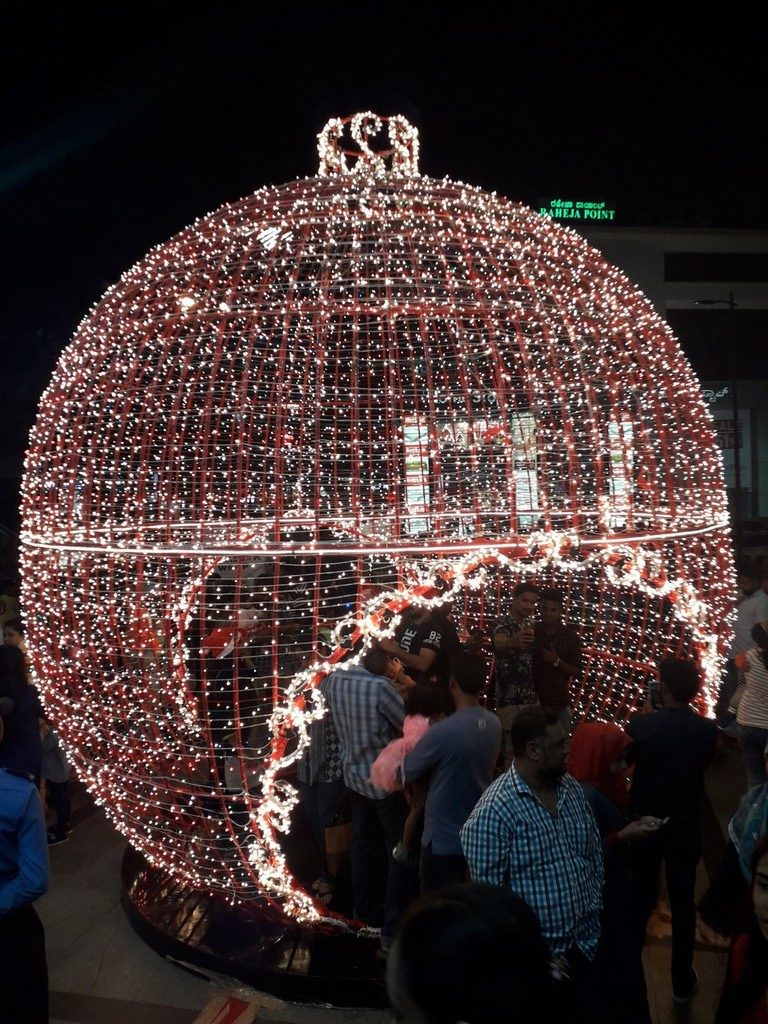 bangalore is lit with christmas Bangalore is lit with Christmas Christmas 13 e1545759818328