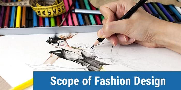 Scope Of Fashion Designing In India Fashion Designing Course Scope