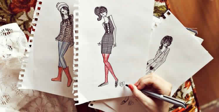 How To Learn Fashion Designing At Home India Home Fashion Designing Course