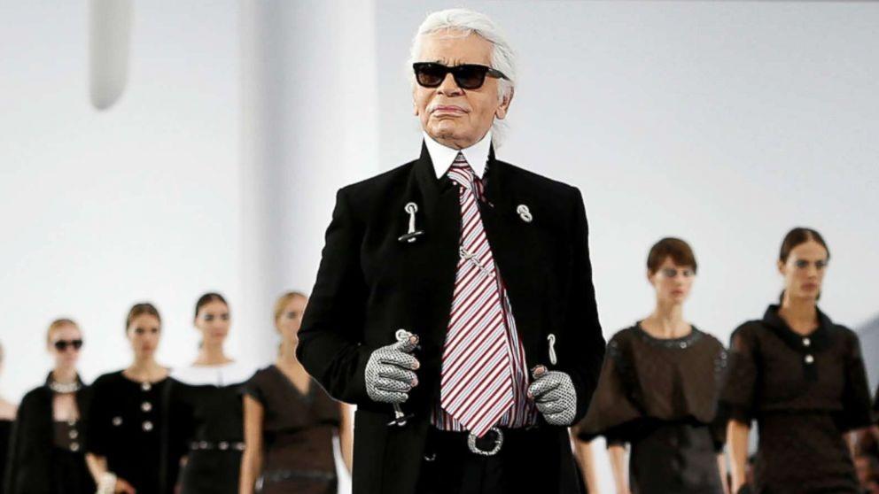 the fashion icon: karl lagerfeld - KARL LAGERFELD 3 - THE FASHION ICON: KARL LAGERFELD