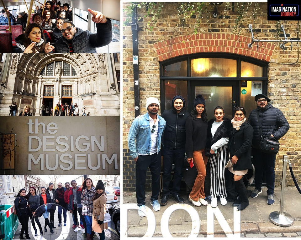 - London - Maximising the study abroad experience- JD Institute x London College of Fashion