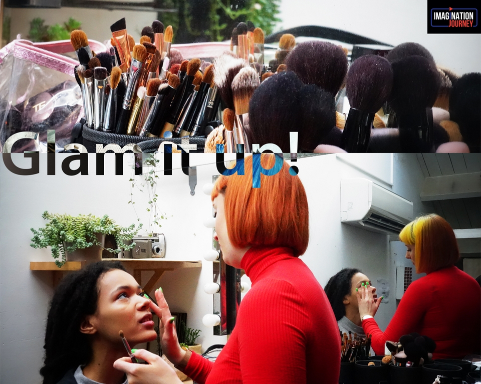 - Makeup - Maximising the study abroad experience- JD Institute x London College of Fashion