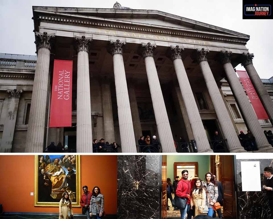 - National Gallery - Maximising the study abroad experience- JD Institute x London College of Fashion
