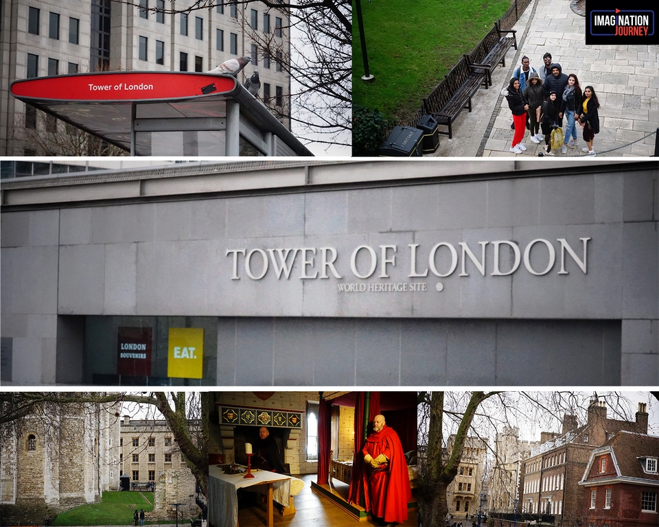- Tower of London - Maximising the study abroad experience- JD Institute x London College of Fashion