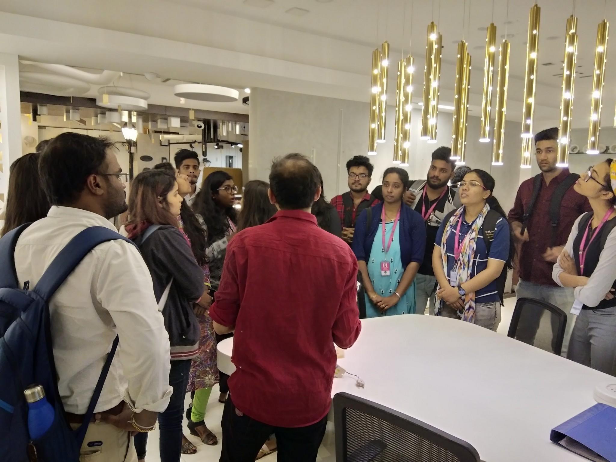 Prism Lights   Store Visit for Interior Design Students prism lights - prism light 1 - Prism Lights   Store Visit for Interior Design Students