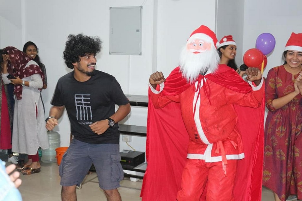 CHRISTMAS CELEBRATIONS 2018 at JD INSTITUTE OF FASHION TECHNOLOY, KOCHI christmas celebrations 2018 CHRISTMAS CELEBRATIONS 2018 at JD INSTITUTE OF FASHION TECHNOLOY, KOCHI Christmas Celebration 1