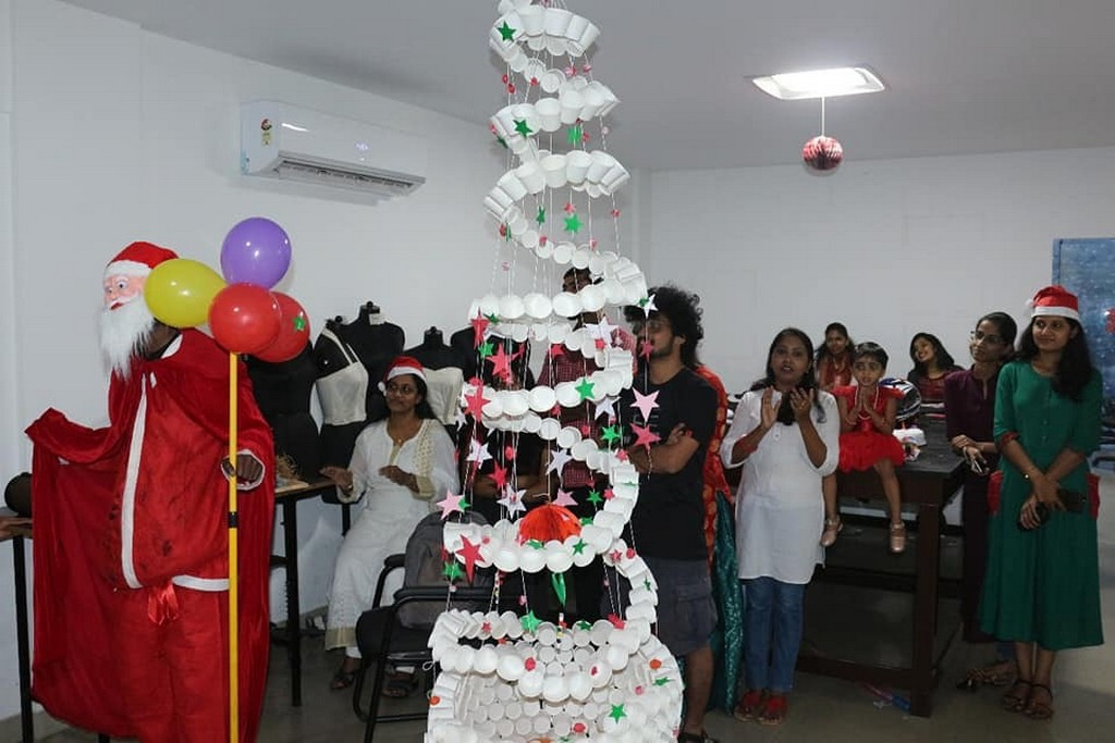 CHRISTMAS CELEBRATIONS 2018 at JD INSTITUTE OF FASHION TECHNOLOY, KOCHI christmas celebrations 2018 - Christmas Celebrations On the go - CHRISTMAS CELEBRATIONS 2018 at JD INSTITUTE OF FASHION TECHNOLOY, KOCHI