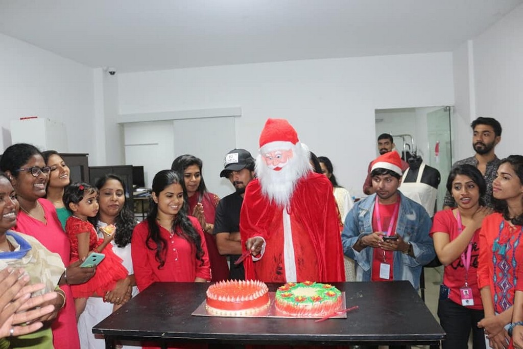 Christmas Celebrations 2018 At Jd Institute Of Fashion Technoloy Kochi