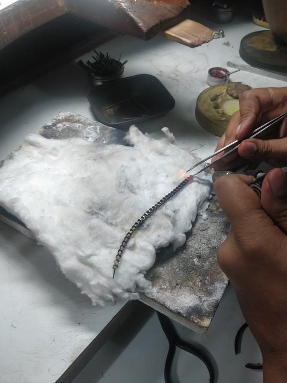 Factory visit to Nikhaar Jewels | Jewellery Dept factory visit to nikhaar jewels - Nikhaar 4 - Factory visit to Nikhaar Jewels | Jewellery Dept